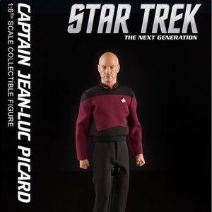 Star Trek figure Captain jean Luc Picard